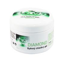 DIAMOND - bylinný chladivý gel