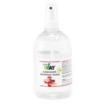 FREE WAY - Alkoholová dezinfekce rukou s rozprašovačem - obsah 0,5 l